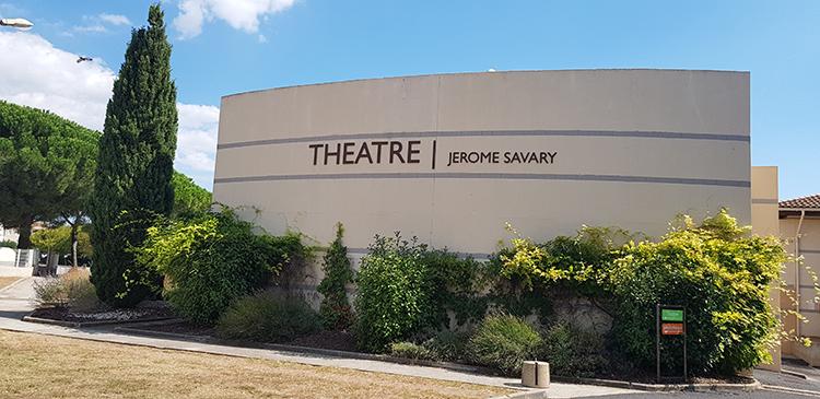 Théâtre Jérôme Savary Villeneuve-lès-Maguelone