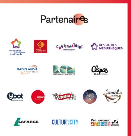 Les partenaires 2019/2020